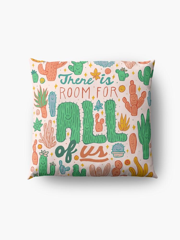 Alternate view of Room for All Floor Pillow