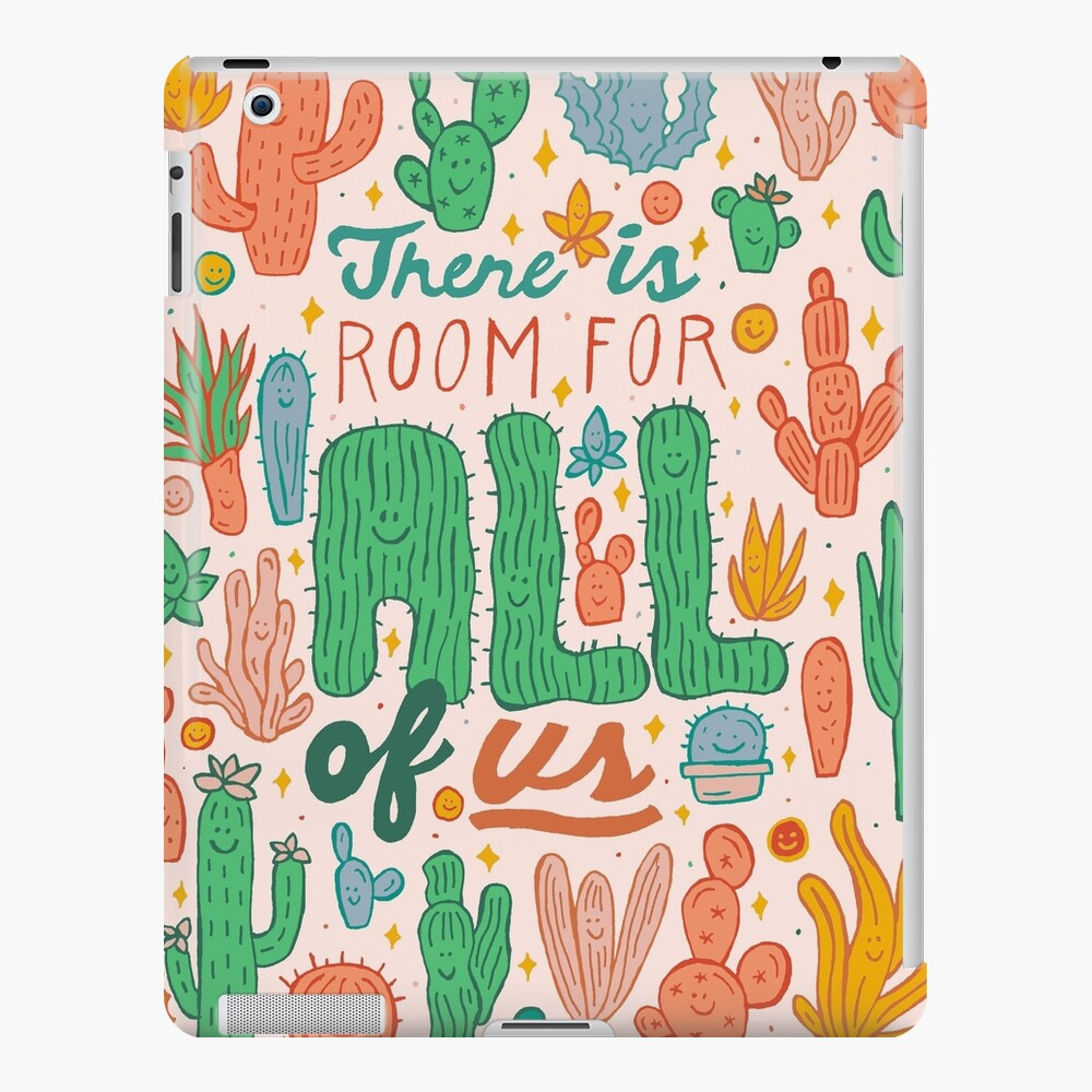 Room for All iPad Case & Skin