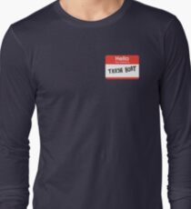 Regular Show: Trash Boat Long Sleeve T-Shirt