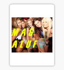 Magaluf Sticker