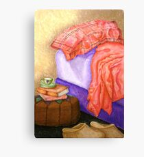 Tranquil retreat Canvas Print