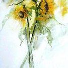 Sunflowers by anartistsview