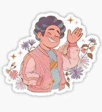 Letterman Steven Sticker