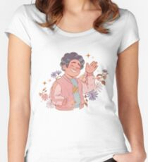 Letterman Steven Fitted Scoop T-Shirt