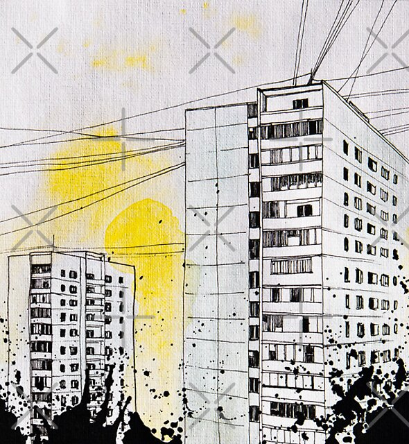 Kirov by Aleksandra Kabakova