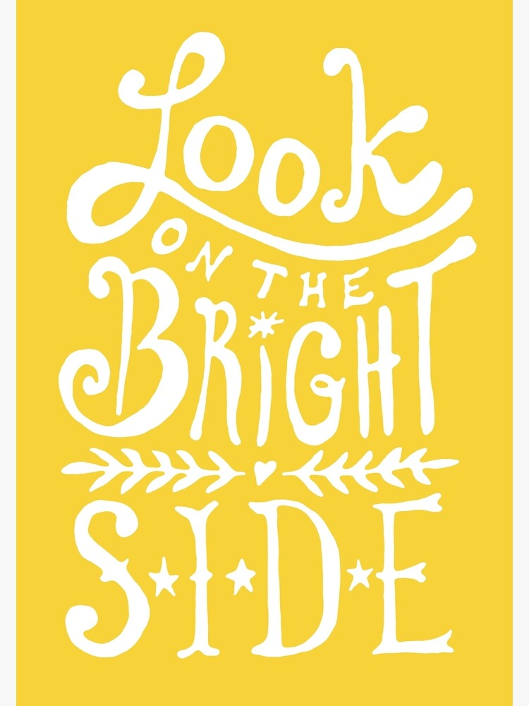 Look On The Bright Side by TheLoveShop