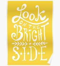 Look On The Bright Side Poster