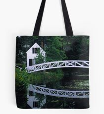 Selectmen's Building - Somesville Tote Bag
