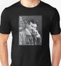 Straight Outta Wardenclyffe (Tesla) Unisex T-Shirt