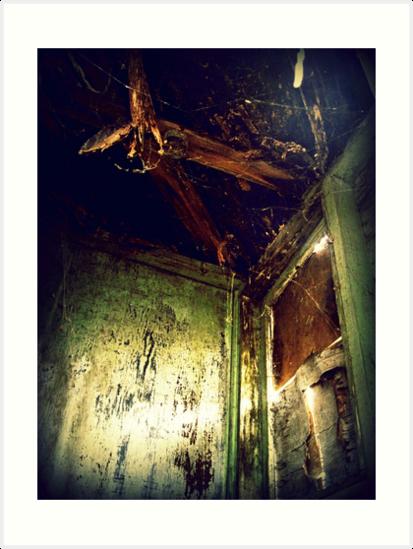 Silent Deterioration by AkaiAkuma80
