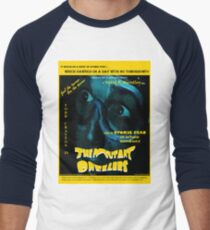 The Mutant Dwellers Movie Poster Tee Men's Baseball ¾ T-Shirt