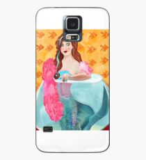 Vaudeville  mermaid  Case/Skin for Samsung Galaxy