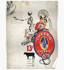 CHEERIO 13 Poster