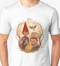 Over the garden wall Slim Fit T-Shirt
