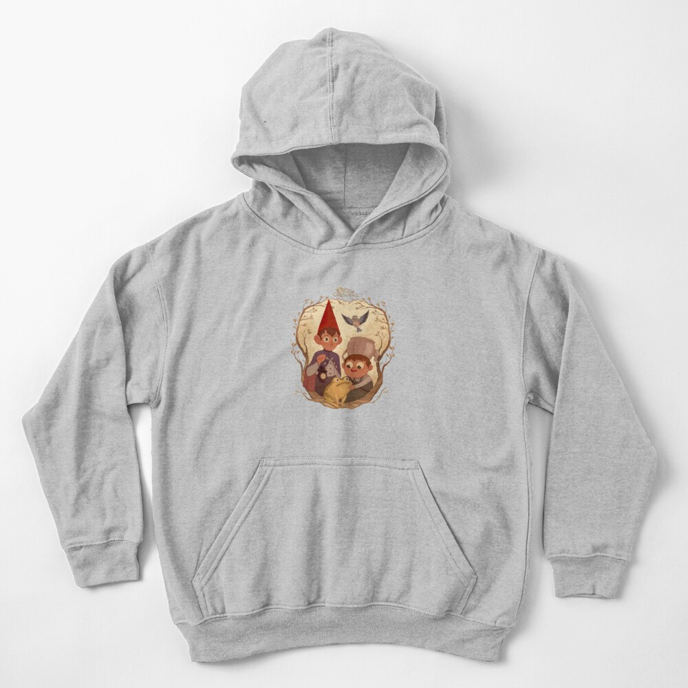 Over the garden wall Kids Pullover Hoodie