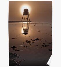 Dovercourt Lighthouse Sunrise Poster