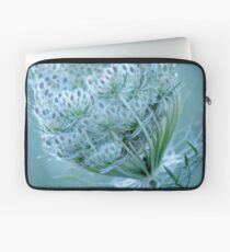 Queen Anne's Lace #3 Laptop Sleeve