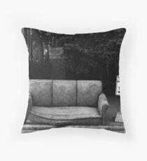 Benefit Street Throw Pillow