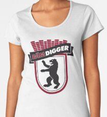 BämDigger Premium Rundhals-Shirt