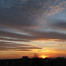 Glorious sunset by Elena Skvortsova