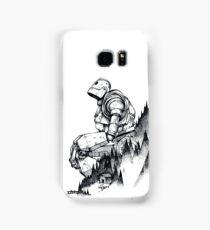 Iron Giant Samsung Galaxy Case/Skin