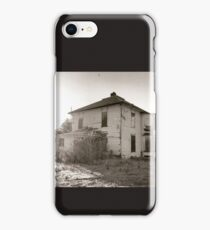 Abandoned Farmhouse Kissed by Sunshine iPhone Case/Skin
