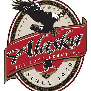 Alaska: The Last Frontier by seizethejay