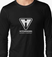 Hitchhikers Improv (White) Long Sleeve T-Shirt