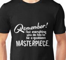 Motivational No. 1 Unisex T-Shirt