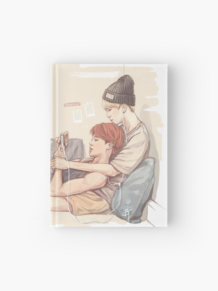 Yoonmin   Hardcover Journal