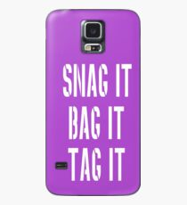 Snag, Bag and Tag Case/Skin for Samsung Galaxy