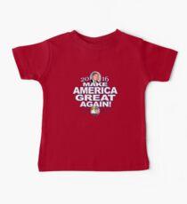Donald Trump Make America Great 2016 Kids Clothes