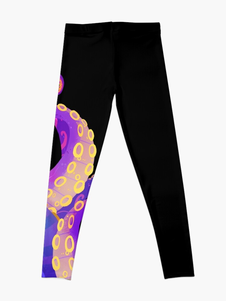 Alternate view of Tentacles Leggings