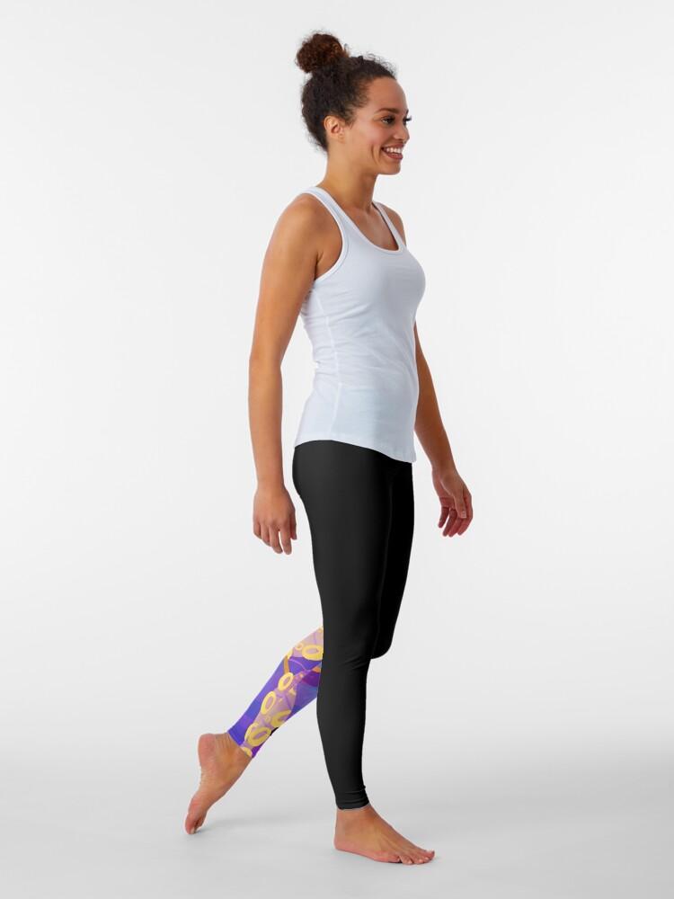 Alternate view of Tentacles Leggings