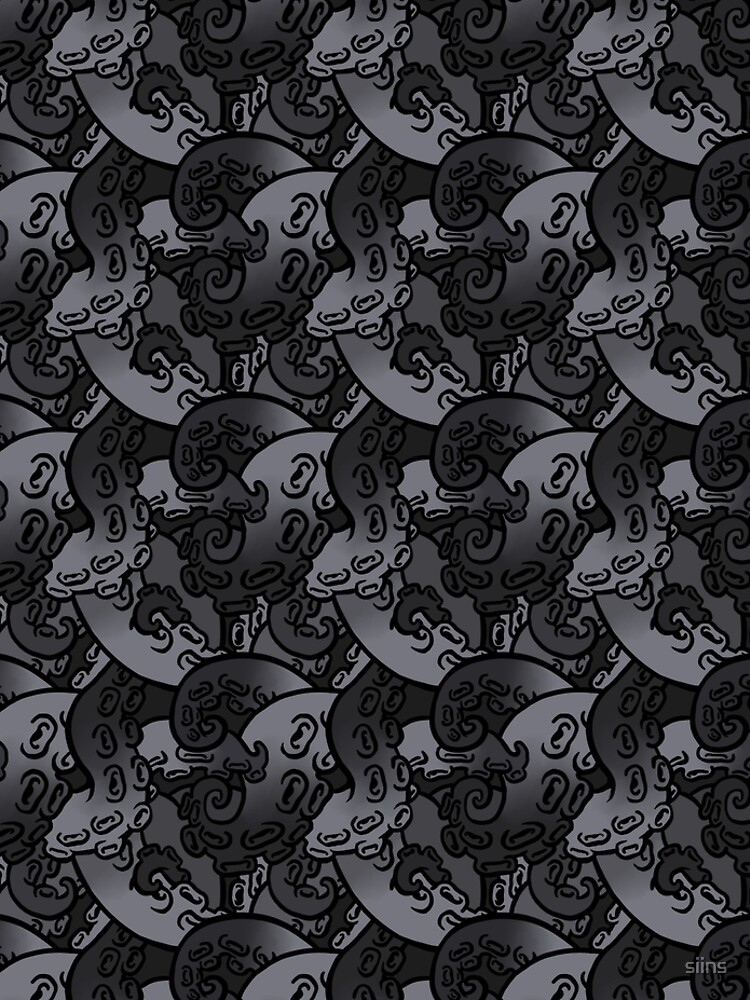 tentacle pattern 3 by siins