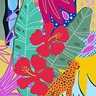 Jungle Cat by Marlagill