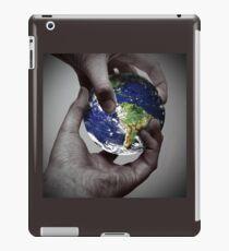 Global Exchanges iPad Case/Skin