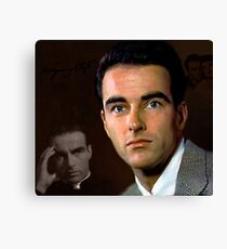 Montgomery Clift Canvas Print