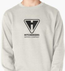 Hitchhikers Improv (Black) Pullover