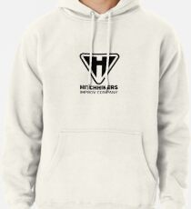 Hitchhikers Improv (Black) Pullover Hoodie