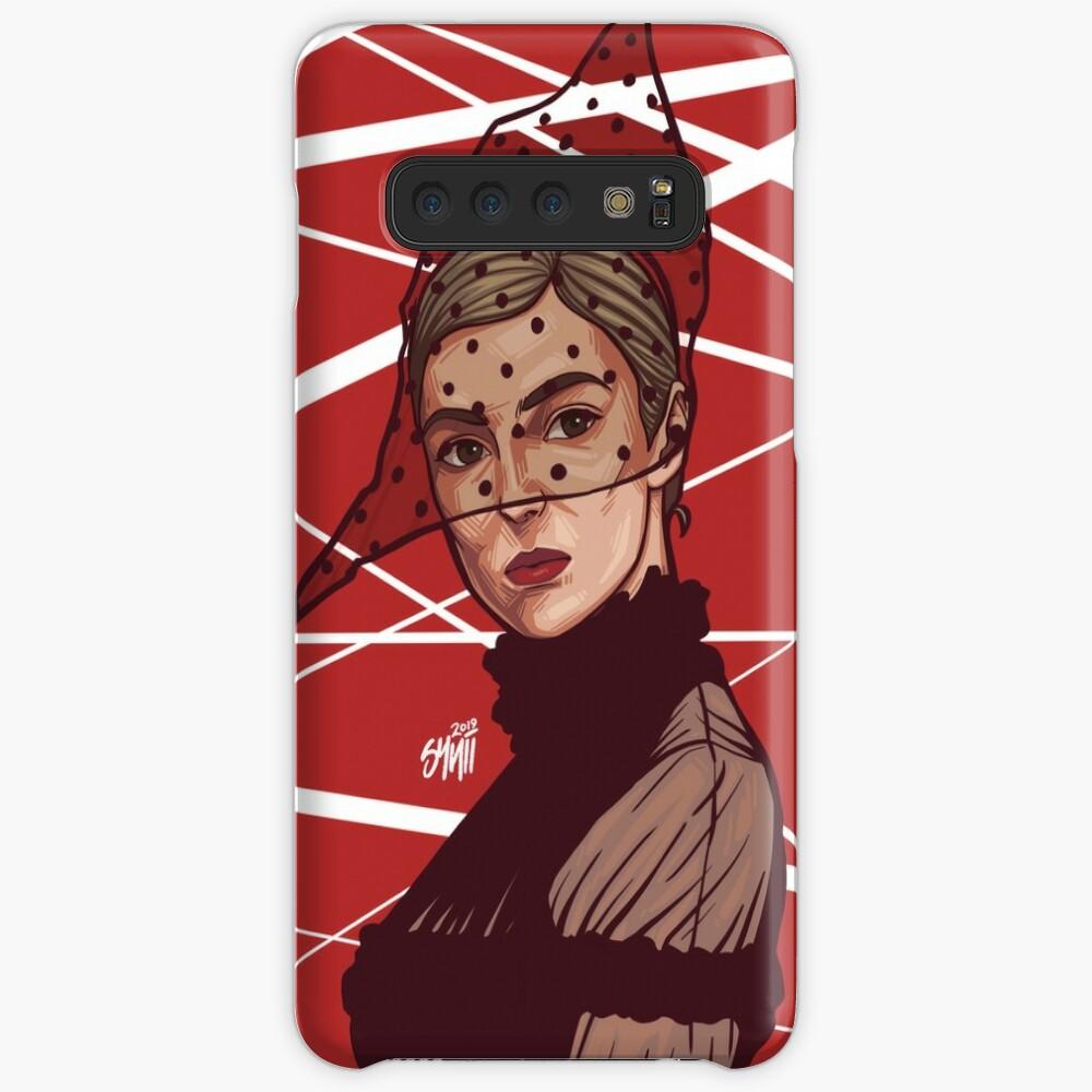 villanell in veil Case & Skin for Samsung Galaxy