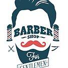Barber Shop by dadawan