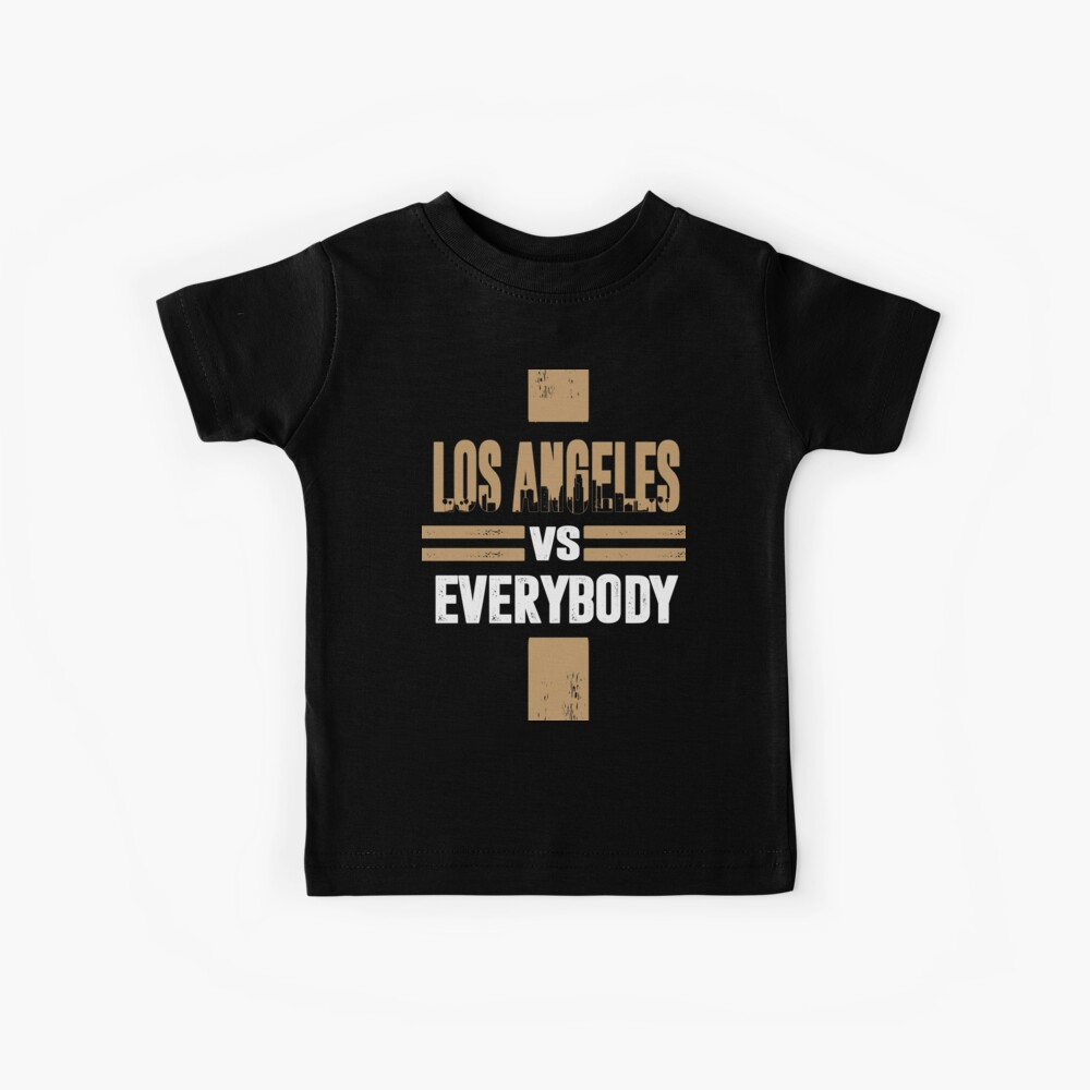 US sport LA Los Angeles love best fans  Kinder T-Shirt