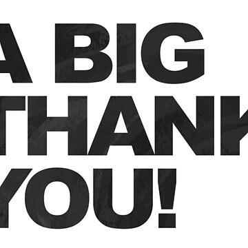 A Big Black Thank You de ImagineThatNYC
