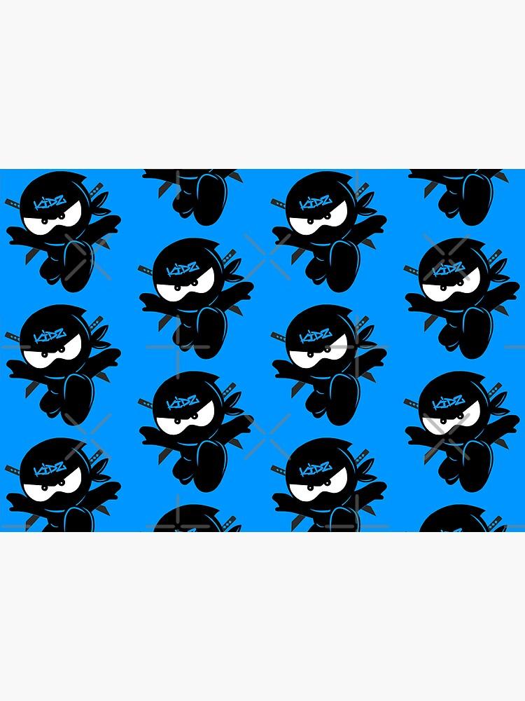 Ninja Kidz TV by TheBeatlesArt