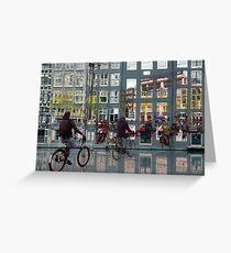 Amsterdam 24 Greeting Card
