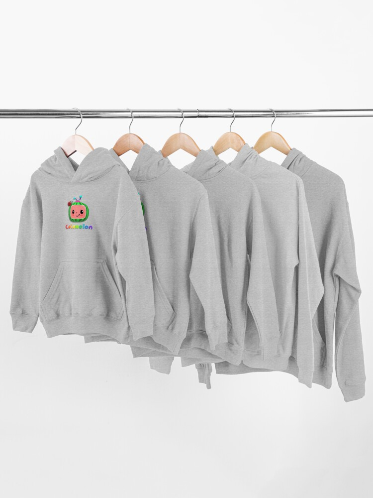Alternate view of Coco Melon Kids Pullover Hoodie