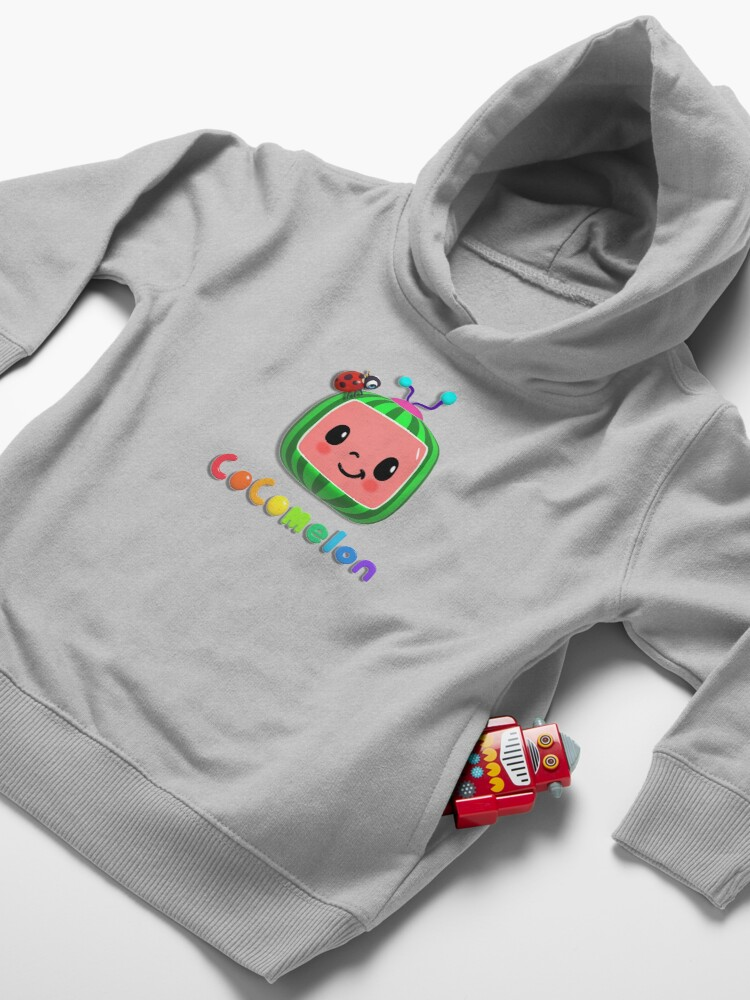 Alternate view of Coco Melon Toddler Pullover Hoodie