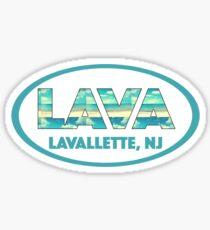 Lavallette NJ Sticker