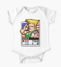 Guile - Street Fighter One Piece - Short Sleeve